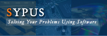 Sypus - Solving Your Problems Using Software